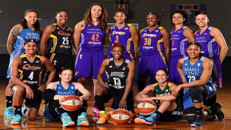 The Highest Paid WNBA Players - Gazette Review