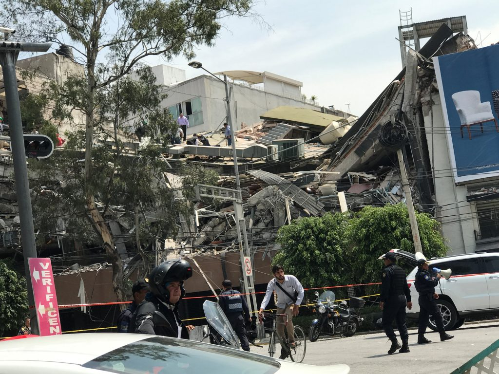 Mexico: Magnitude 7.1 Earthquake Kills Dozens - The ...