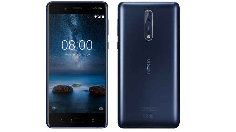 HMD Global launches Nokia 8 in South Africa through Vodacom