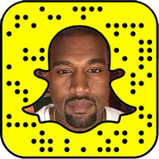 Luckily For Us Fans Its Easy To Stay Connected With The Rapper Through Snapchat If Youd Like To Add Kanye West To Your Friends List Click Here