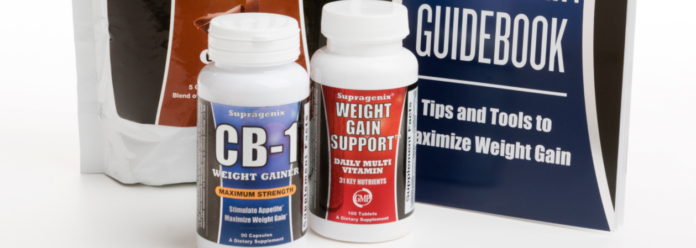 CB-1 Weight Gainer by Supragenix