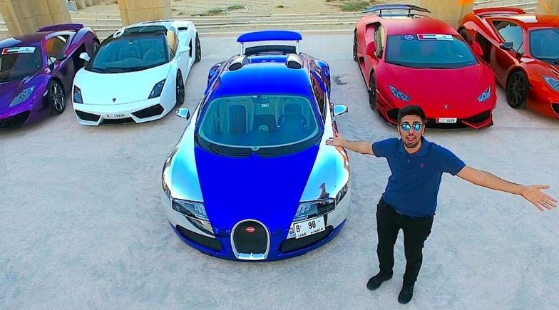 Top 10 Cars Owned By Social Media Stars And Internet Celebs