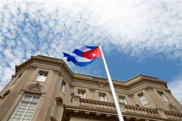 United States expels Cuban diplomats over mysterious 'attacks'