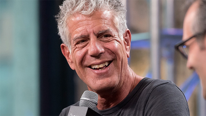 Anthony Bourdain No Reservations New York City Restaurants