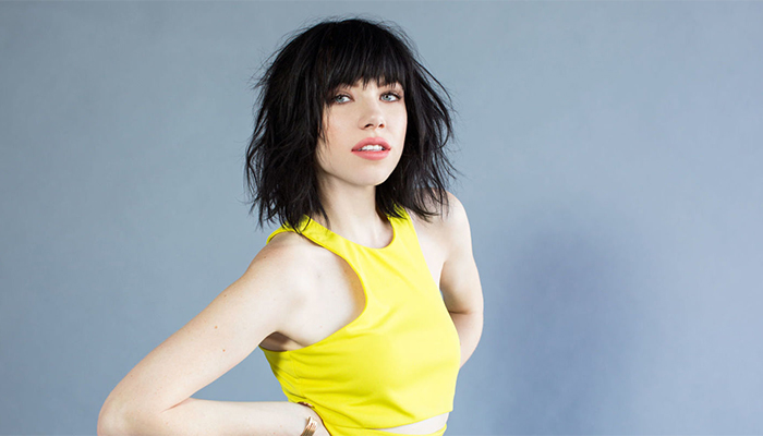 Carly Rae Jepsen Getting Over You