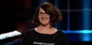 GoodHangups on Shark Tank