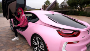 Jeffree Star Pink Bmw >> Jeffree Star Net Worth 2018 - How Rich is Jeffree Star? - The Gazette Review