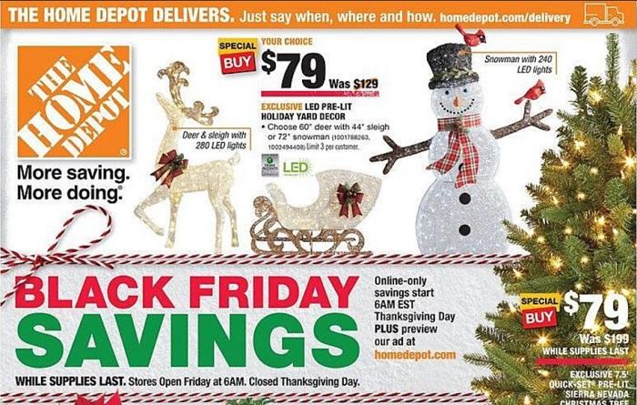 Home Depot Black Friday Deals View All Deals Gazette Review