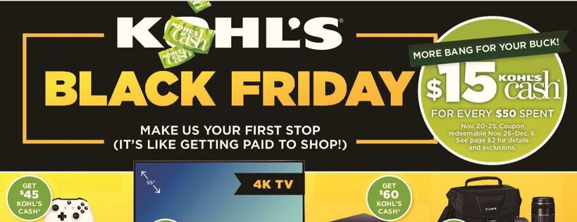Online black friday deals 2018 kohls