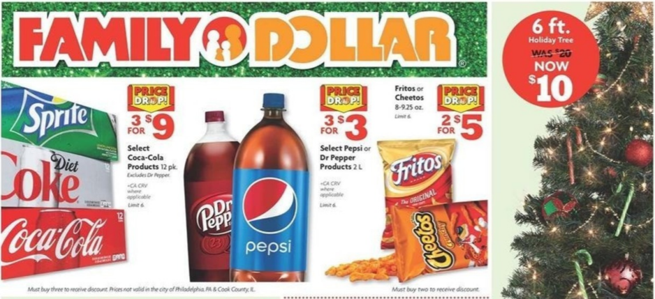Family Dollar Black Friday 2018 – View The Top Deals