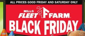 Mills Fleet Farm Black Friday Deals 2018 - View The Ad