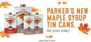 Parker's Maple on Shark Tank