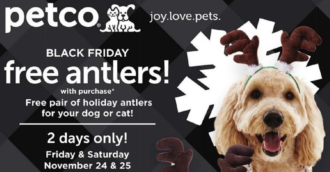 Petco Black Friday Deals 2017 Full Ad Scan Leaked