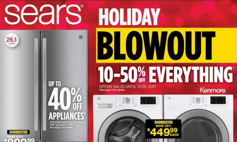 deals at sears on black friday
