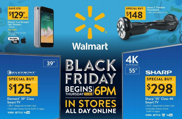 Walmart Black Friday Deals 2018 View The Ad Gazette Review