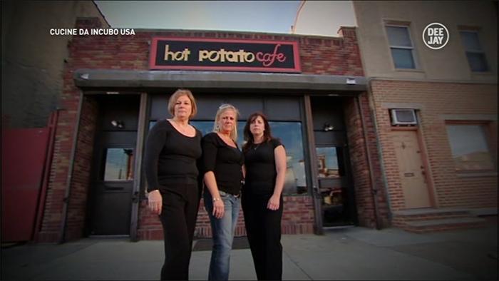 Gordon Ramsay Kitchen Nightmares Hot Potato Cafe