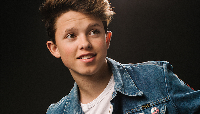 An Internet Personality Jacob Sartorius Initially Rose To Fame On The Popular Lip Syncing App Musically Within A Year He Had Successfully Made His