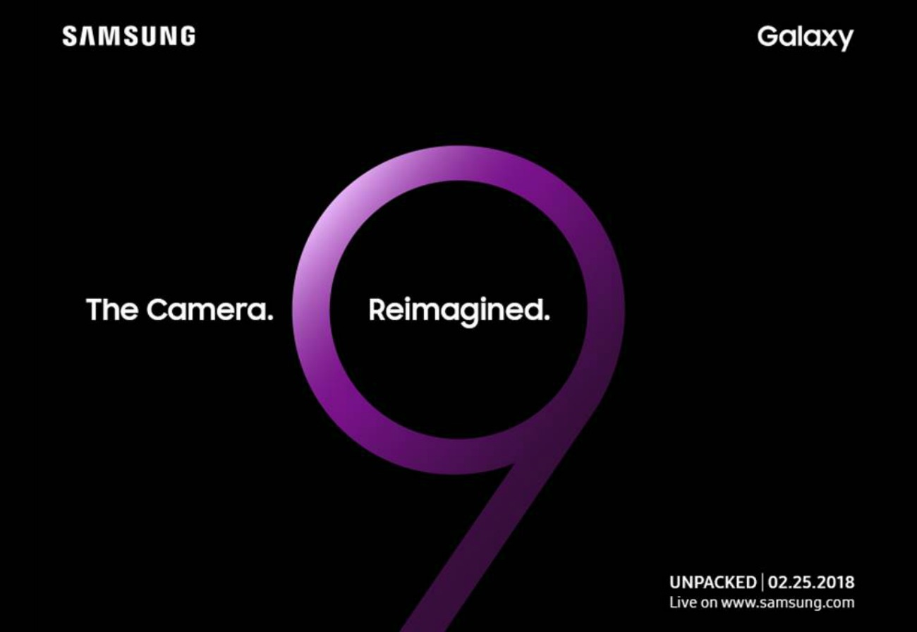 Samsung Focuses on Camera with Galaxy S9