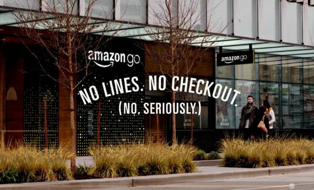 No lines, no checkout: Amazon revolutionizing grocery shopping