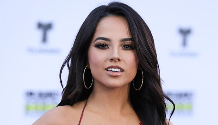 An Award Winning Artist Becky G Released Her Debut Single Becky From The Block Not Long After Landing A Joint Record Deal In