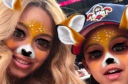 Beyonce Snapchat