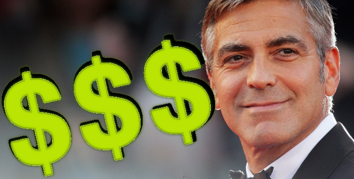 George Clooney Net Worth 2018 - Gazette Review