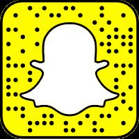 James Corden Snapchat Code