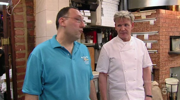 Kitchen Nightmares Season Cover
