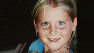 Meghan Trainor as a child.
