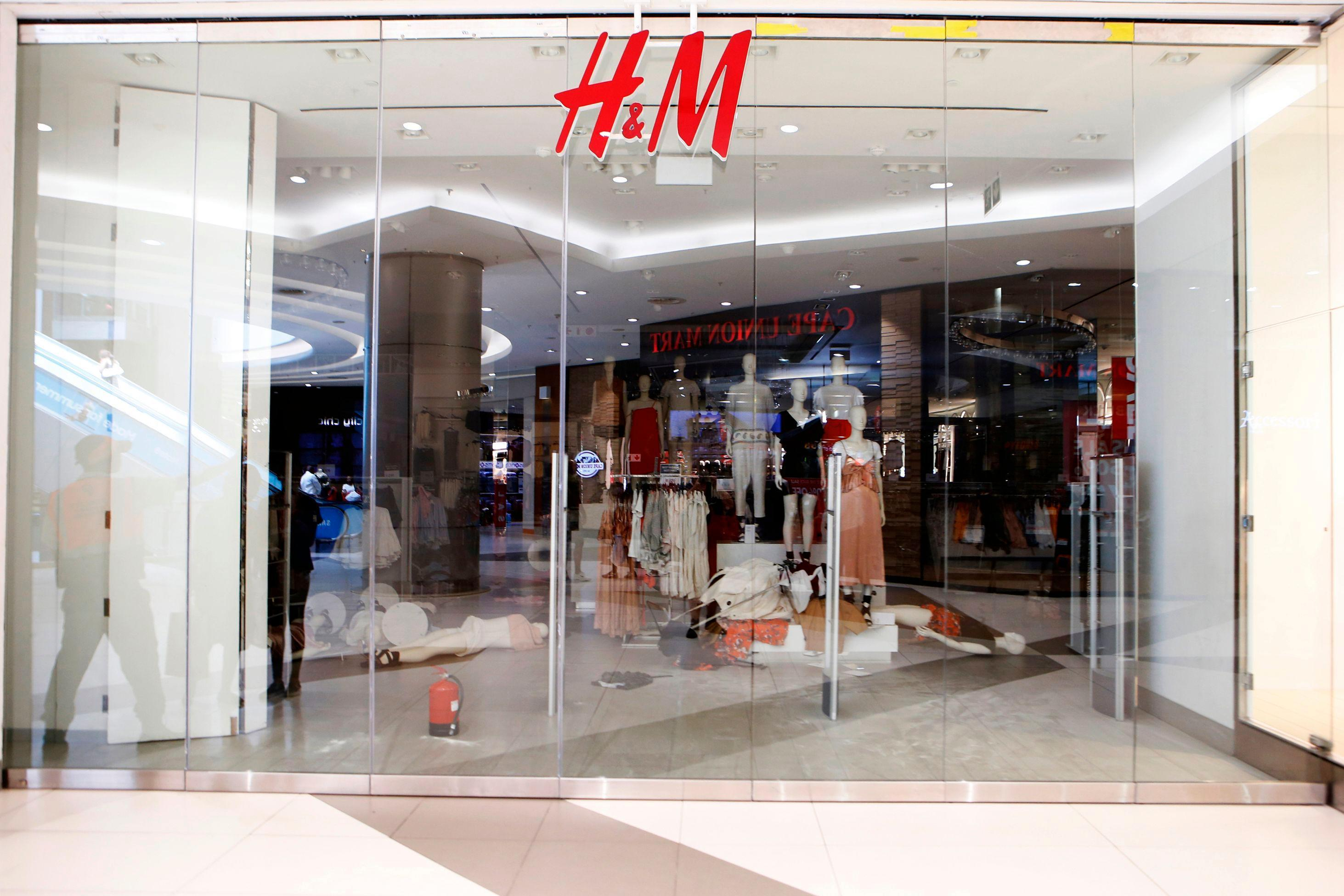 Family of H&M child model moved house 'for security'