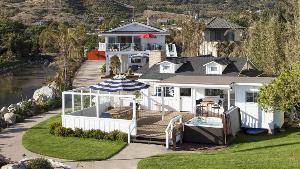 Mila's Beach House in California