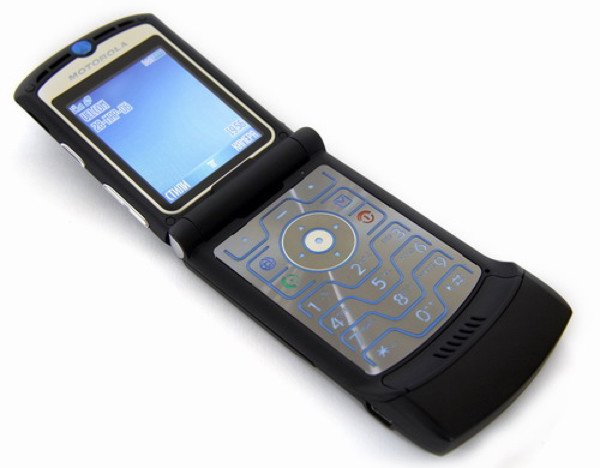 The Legendary Moto Razr could make a comeback, hints Motorola at #MWC2018