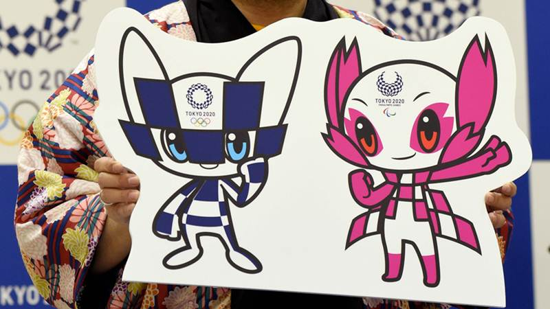 Tokyo 2020 Mascots Have a Futuristic, Pokemon Feel