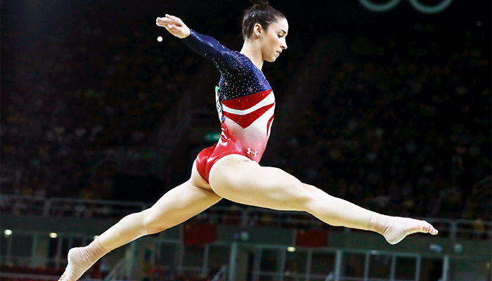 Aly Raisman Poses Nude For SI With Strong Messages For Women