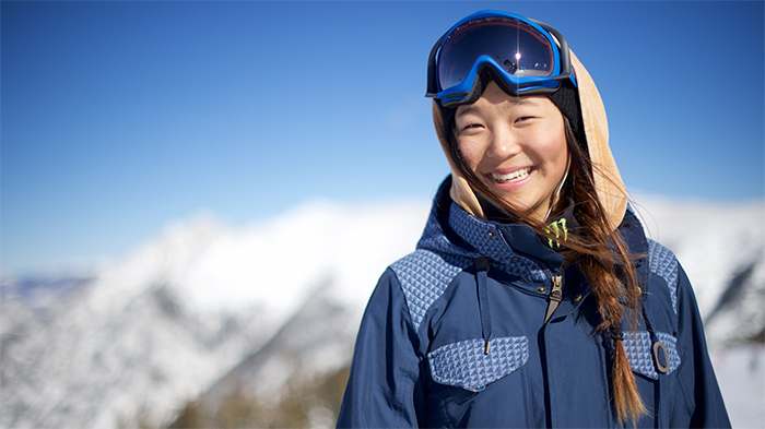 Winter Olympics: Chloe Kim becomes newest American star with gold in halfpipe