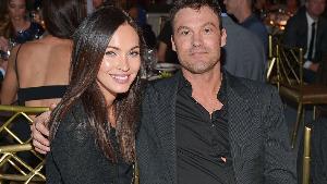 Megan Fox and her husband, Brian Austin Green
