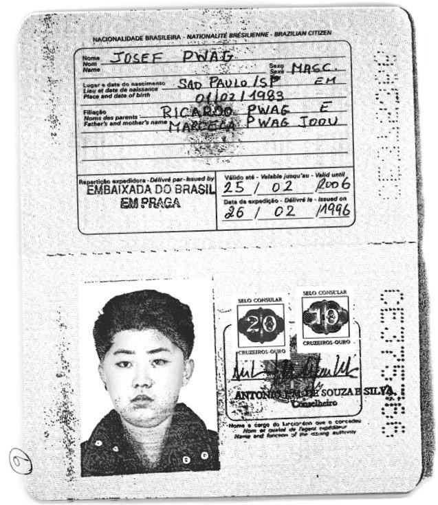 North Korean dictators used fake passports to travel to western countries