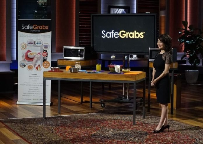 SafeGrabs on Shark Tank