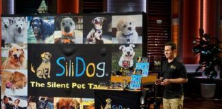 Silidog on Shark Tank