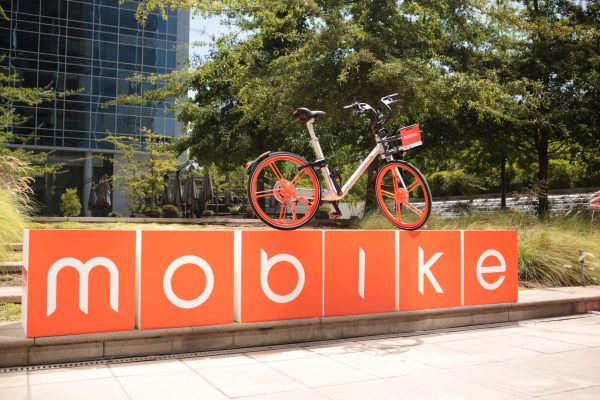 Bike-sharing start-up Ofo raises $866 million
