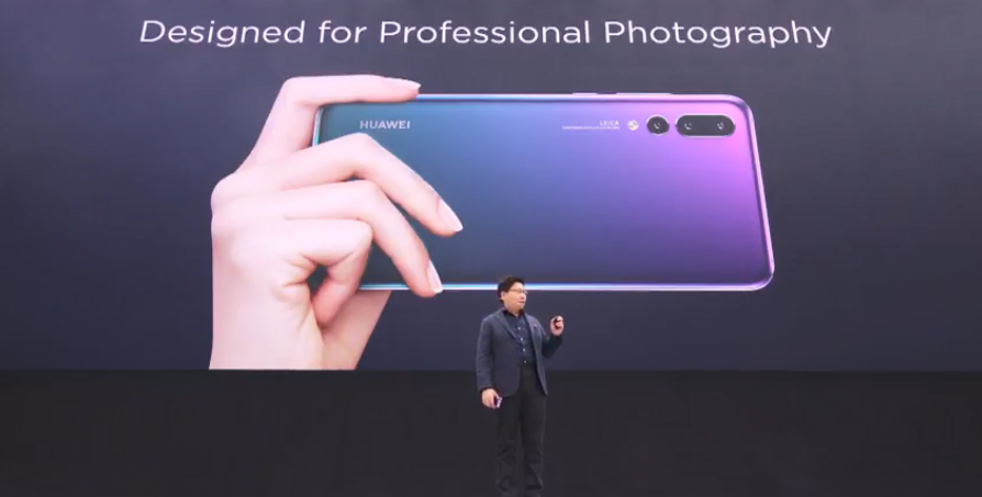 The Huawei P20 and three others have arrived: Details inside