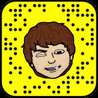 JC Caylen Snapcode