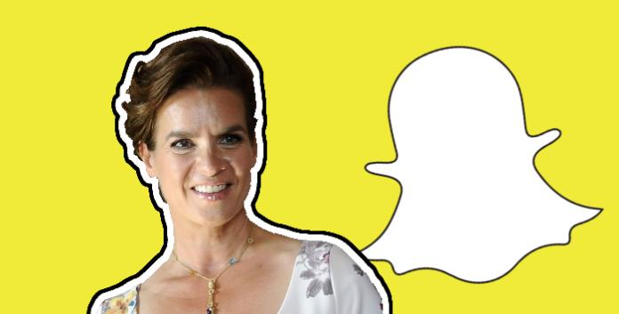 Katarina Witt Snapchat