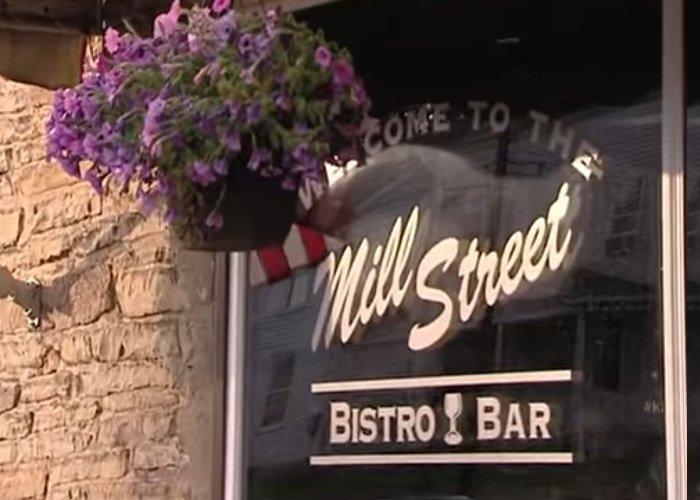 Mill Street Bistro After Kitchen