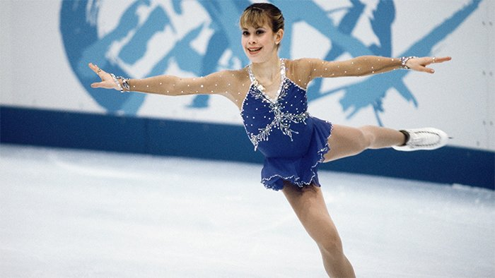 A Former Figure Skater Tara Lipinski Had Won A Gold Medal At The  Winter Olympics Games The Youngest To Have Ever Won A World Champion Title At The