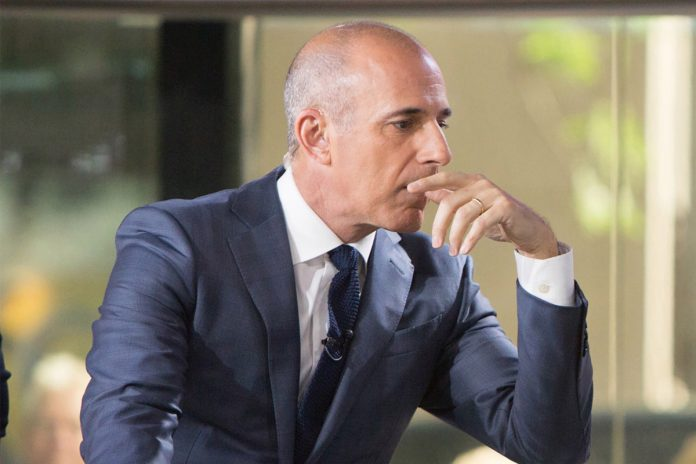 Matt Lauer Net Worth 2018