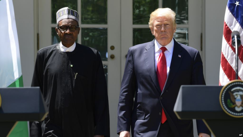 African FAs silent on Trump's call for support