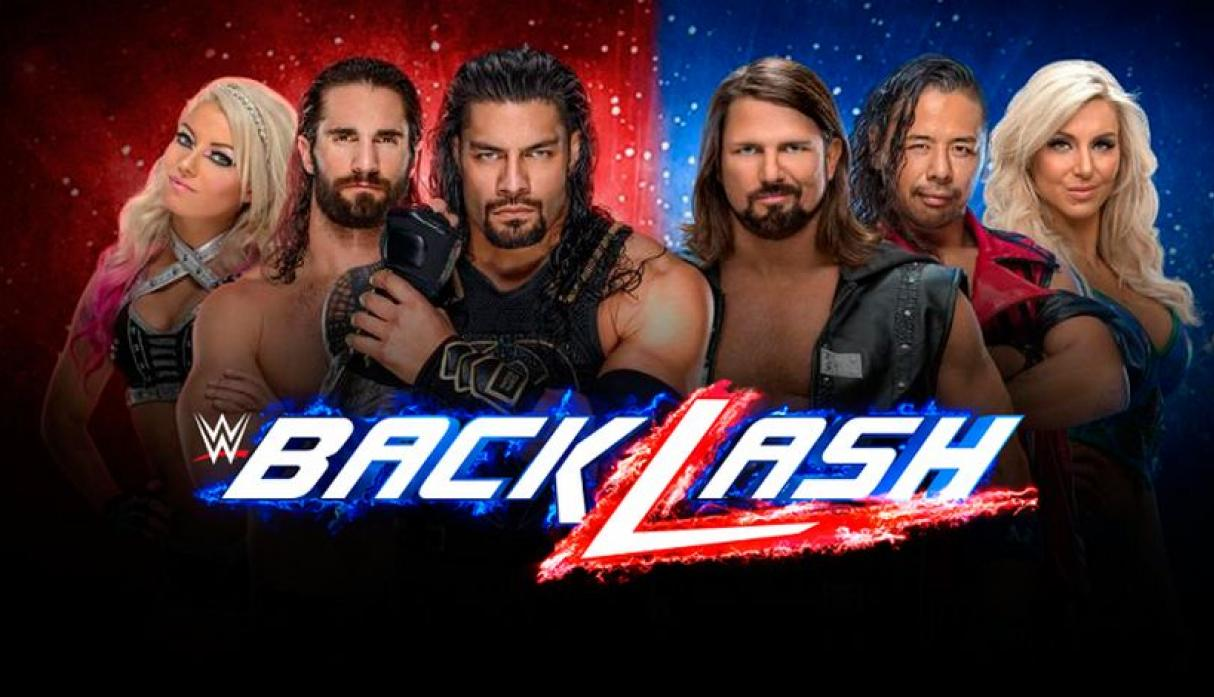 WWE Backlash: Make your predictions here!