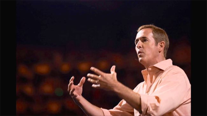A senior pastor, Andy Stanley is perhaps best known for co-founding the  North Point Ministries, a worldwide Christian organization.