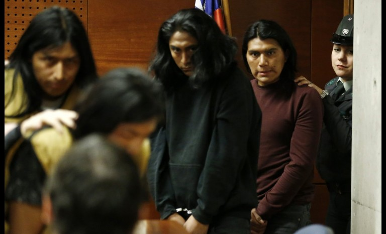 Chile Authorities Transfer Murder Suspects After Torture Video Leaks